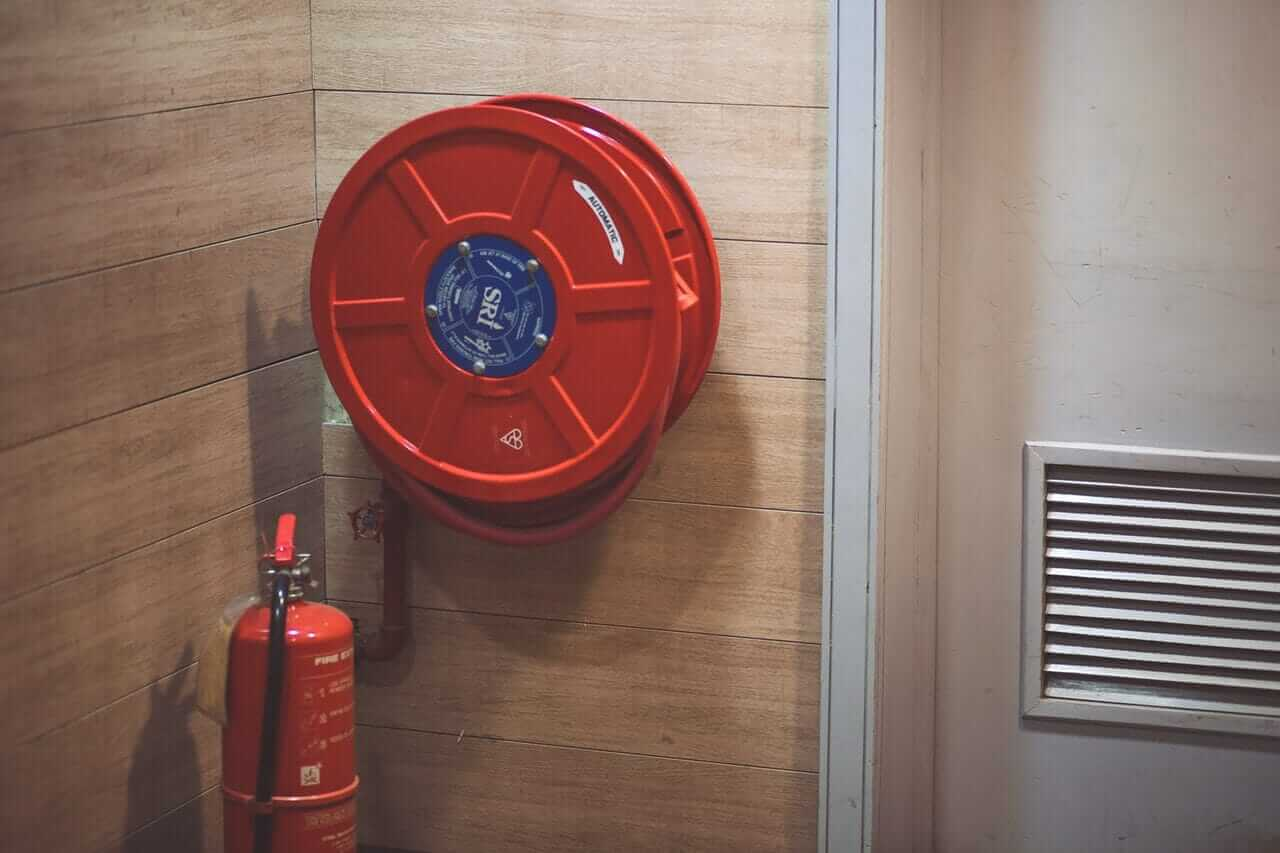 Fire Extinguisher Installation & Servicing, Compliance services