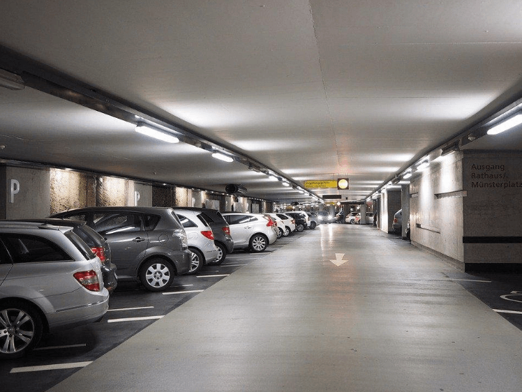Car Park Management & Line Marking Services Facility Support Services,