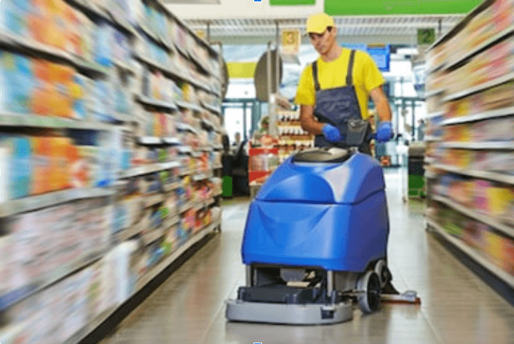 Premises Based   Communal Areas   Mobile Cleaning
